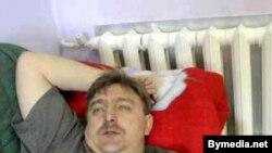 Осужденный белорусский бизнесмен и активист оппозиции Николай Автухович.