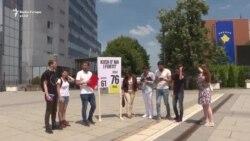 Protestë kundër ndërhyrjeve politike në arsim
