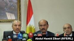 مؤتمر صحفي لهيئة السياحة في اقليم كردستان