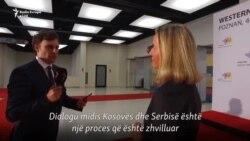 Mogherini: Nuk ka pasur kurrë diskutime për shkëmbim territoresh