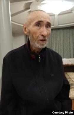 Арон Атабек 1 октября 2021 года