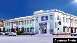 Дафтари марказии Бонки Эсхата дар шаҳри Хуҷанд.