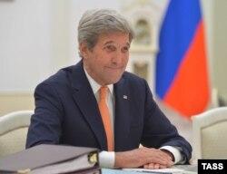 Secretarul de stat John Kerry dîn cursul ultimei sale vizite la Moscova