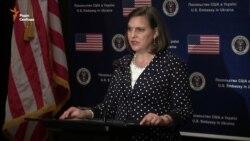 США: Поки Росія не виконає Мінські угоди, санкції залишаться в силі (відео)