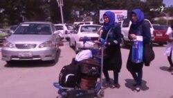 هغه دوې خویندې چې تر دې وروسته به افغان ټیم کې نه وي