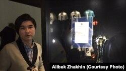 Алибек Жахин, казахстанец, живущий в Венгрии.