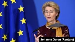 1 грудня офіційно розпочав роботу новий склад Єврокомісії на чолі з представницею Німеччини Урсулою фон дер Ляєн