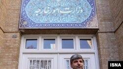 رامین مهمانپرست، سخنگوی وزارت امور خارجه ایران