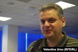 Ambasadorul Oleg Serebrian