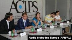 Javna diskusija o popisu, Sarajevo, juni 2012.
