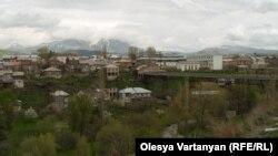 Грузия - Вид на Ахалкалаки