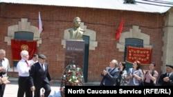 Дагестанерчу Новокаякентехь Сталинна хIоллам схьаболлчуохь