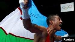 Рио-2016 Олимпиадаси чемпиони Фазлиддин Ғоибназаров.