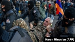 Ереван, 12-ноябрь, 2020-жыл.