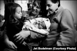Аннеке, Бриджит и их дети