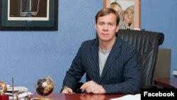 """Главный редактор телекомпании """"ТВК-6 канал"""" Вадим Востров"""