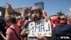 Međunarodni praznik rada u Zagrebu, Foto: zoomzg