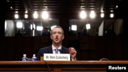Шефот на Фејбук Марк Закерберг