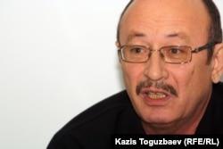 Генеральный секретарь конфедерации труда Казахстана Мурат Машкенов.
