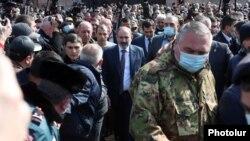 Protesti u Armeniji, premijer upozorava na pokušaj državnog udara