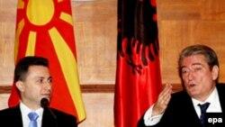 Денеска средба Бериша-Груевски