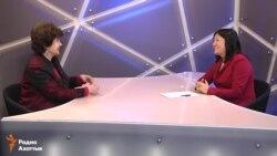 Г.Сафиева: кыргыздар бизди элдештиргени эстен чыкпайт