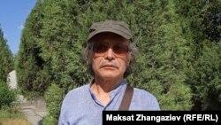 Жаныш Кулманбетов.