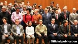 Фотография - пресс-служба Национального Собрания Нагорного Карабаха