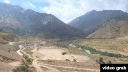 Месторождение в Таджикистане. Иллюстративное фото.