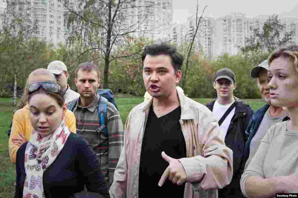 Сергей Мөхәммәтов фотолары