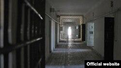 Тюрьма в Туркменистане