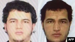 Фото подозреваемого в совершении теракта в Берлине Аниса Амри.