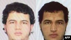 Berlinde 12 adamy öldürmekde güman edilýän Anis Amiri