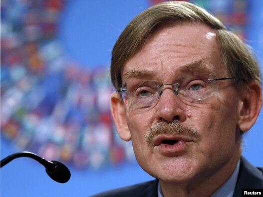 رابرت زولیک رئیس بانک جهانی