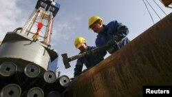 Наоѓалиште за гас во Таџикистан.