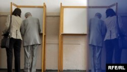 Glasanje na izborima u Crnoj Gori - fotografija iz arhive