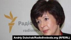 Кандидатура Лутковської була єдиною на сьогоднішньому голосуванні