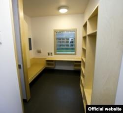 Интерьеры тюрьмы Салтвик, где содержался Мусаев