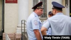 Краснодарская полиция, архивное фото