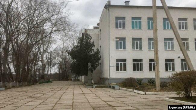 Школа №15 в Керчи, 19 февраля 2020 года