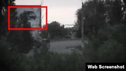 На наступний день після трагедії «Бук» зафіксували у Луганську, 18 липня 2014 рік