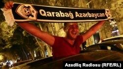 «Qarabağ» azarkeşi
