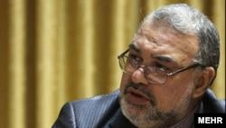 سید محمودرضا سجادی، سفیر ایران در روسیه.