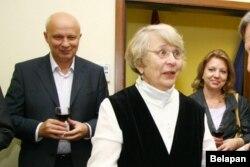 Галіна Сіўчык. 2011 год.