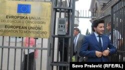 Nema povratka u parlament bez datuma novih parlamentarnih izbora: Abazović