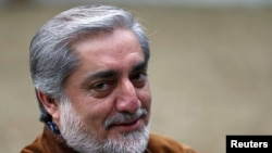 Abdullah Abdullah campaigned aggressively for the Pashtun vote.