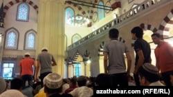 "Мечеть ""Ар Тогрул"", Ашхабад"