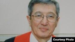 "Пастор церкви ""Благодать"" Бахтжан Кашкумбаев."