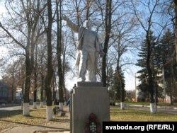Ленін у Сьвіслачы