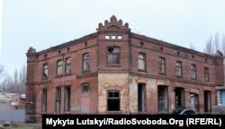 Здание польского акционерного общества